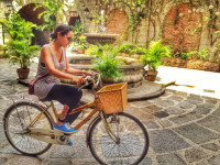 Bambike in Intramuros