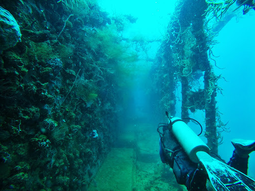 Coron Bay WWII Wrecks